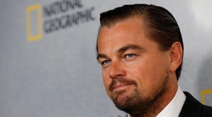 """Leonardo Di Caprio: """"Dipende da tutti noi"""""""