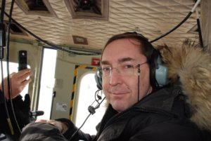 Il giornalista ambientale Alessandro Farruggia