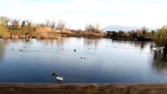 Il laghetto Capo d'acqua a Castrocielo torna a crescere