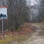 Sulle tracce dei fortini tedeschi, dove storia e natura si mescolano
