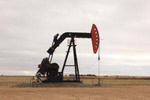 Williston, North Dakota, l'estrazione di shale oil ha sottratto l'acqua agli allevamenti. ©Emanuele Bompan