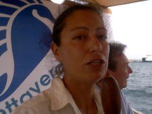 Serena Carpientieri, responsabile campagne di Legambiente