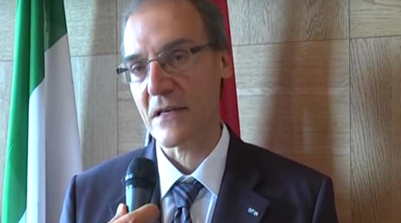 Il climatologo Filippo Giorgi