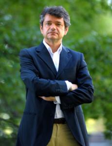 L'agroeconomista Andrea Segré