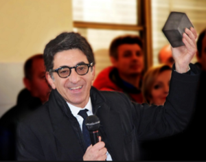 Francesco Borromeo, presidente della Saxa Gres