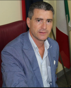 Roberto Caligiore, sindaco di Ceccano