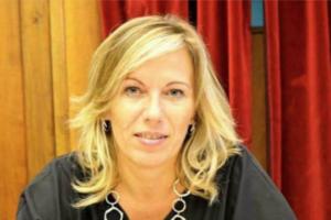 Dana Tauwinkelova, consigliere comunale, già assessore all'ambiente del Comune di Cassino