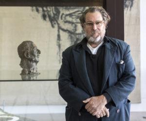 Il regista newyorkese Julian Schnabel