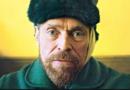 Willem Dafoe nei panni di Van Gogh