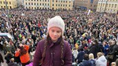 Greta Thunberg guida il Global strike for future