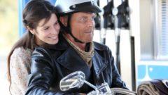 """Terence Hill insieme a Veronica Bitto sul set di """"Il mio nome è Thomas"""""""
