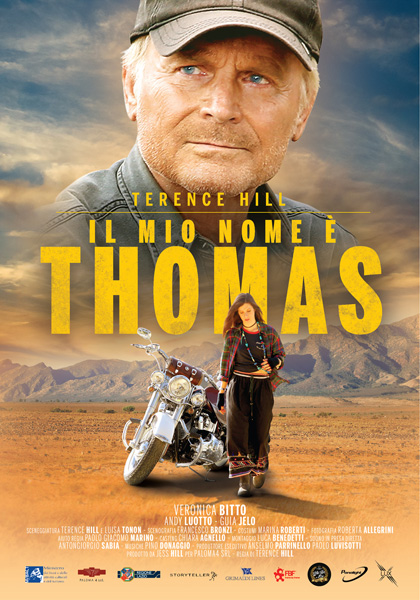 """La locandina del film """"Il mio nome è Thomas"""""""