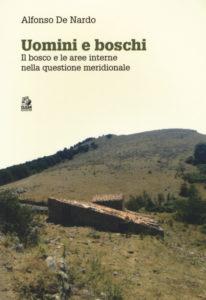 La copertina del volume Uomini e boschi