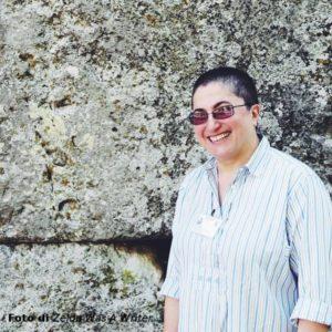 Anna Maria Di Carlo, guida turistica abilitata. Presidente dell'associazione Lega Ernica