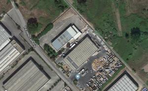 Il sito della Mecoris di Frosinone su Google Maps
