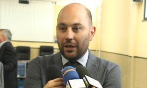 Stefano Lorusso è il direttore generale della Asl di Frosinone