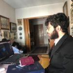 Io, laureato in teleconferenza ad Unicas