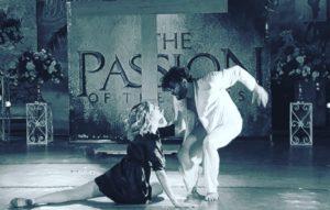 Antonio Fraccola che balla