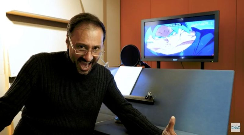 Goku e SpongeBob mi chiamano: l'intervista telefonica di Claudio Moneta