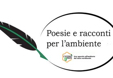 Poesie e Racconti per l'ambiente 2020, seconda edizione