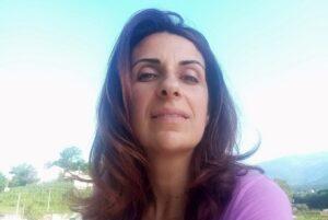 Foto della Dottoressa Federica Valente, la restauratrice