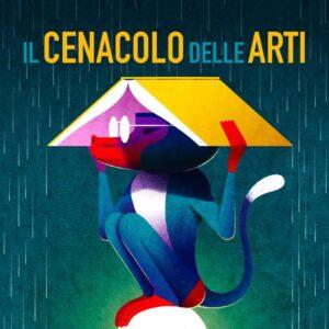 Il logo de Il Cenacolo delle Arti di Faenza nato nel lontano 1982