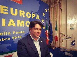 In foto Roberto Di Baggio, Sottosegretario alla Presidenza della Giunta regionale molisana
