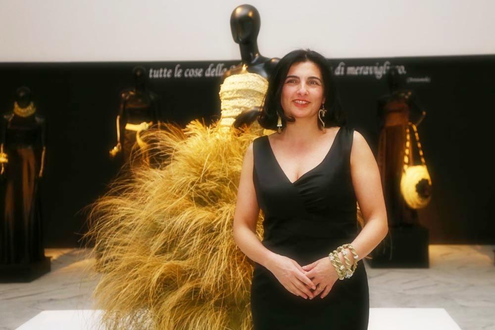 Trama Aurunca, la natura ispira la moda. Intervista alla stilista Lisa Tibaldi
