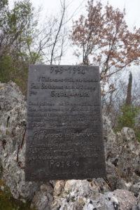 I fortini tedeschi sulle alture di Sant'Elia Fiume Rapido (Fr)