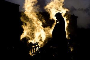 La processione dei Misteri a Sessa Aurunca (Ce) / Matteo Ricci, 2017