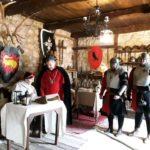 """Un """"tuffo"""" nella Cassino medievale con i Corvi di Giano"""