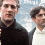 Un fotogramma del film Novecento di Bernardo Bertolucci