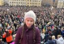 Greta Thunberg guida il Global strike for future