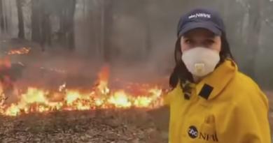 Il servizio dell'Abc sugli incendi in Amazzonia