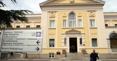 L'ospedale Spallanzani di Roma, specializzato nelle malattie infettive