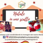 Natale in uno scatto, la campagna di Cassinogreen