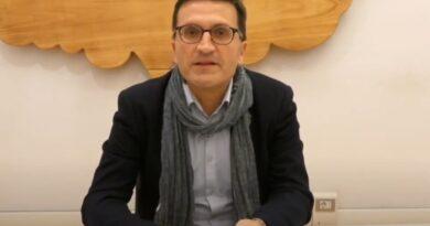 Riccardo Viselli, geologo e autore di saggi. Durante il secondo webinar sull'economia circolare di Cassinogreen, ha presentato i metodi di gestione dei rifiuti urbani.