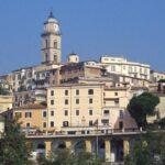 Un paesaggio di Frosinone