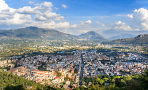 Panoramica di Cassino