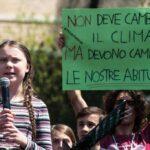 Greta Thumberg, sciopero per il clima